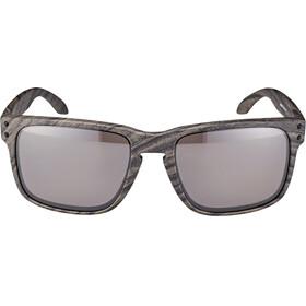Oakley Holbrook Sunglasses woodgrain/prizm daily polarized